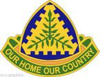 STICKER US ARMY UNIT ARNG - Virgin Islands