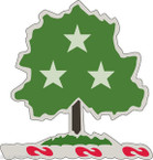 STICKER US ARMY UNIT ARNG - Tennesse