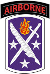 STICKER US ARMY UNIT 95th Civil Affairs Brigade SHIELD