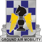 STICKER US ARMY UNIT 82nd Aviation Regiment