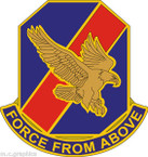 STICKER US ARMY UNIT 77th Aviation Brigade