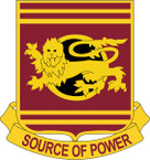 STICKER US ARMY UNIT 757th Transportation Battalion CREST