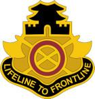 STICKER US ARMY UNIT 70th Transportation Battalion