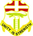 STICKER US ARMY UNIT 6th Infantry Regiment