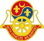 STICKER US ARMY UNIT 69th Transportation Battalion