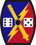 STICKER US ARMY UNIT 65th Fires Brigade