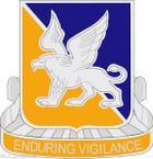 STICKER US ARMY UNIT 641st Aviation Regiment
