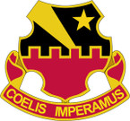 STICKER US ARMY UNIT 60TH AIR DEFENSE ARTILLERY  REGIMENT