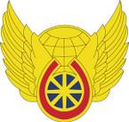 STICKER US ARMY UNIT 58th Transportation Battalion