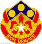 STICKER US ARMY UNIT 57th Field Artillery Brigade