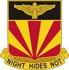 STICKER US ARMY UNIT 56TH Air Defense Artillery