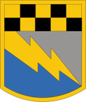 STICKER US ARMY UNIT 525th - Battlefield Surveillance Brigade Insignia SHIELD