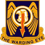 STICKER US ARMY UNIT 501st Aviation Regiment