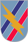 STICKER US ARMY UNIT 48th Infantry Brigade SHIELD