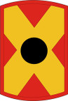 STICKER US ARMY UNIT 479th Field Artillery Brigade SHIELD