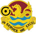 STICKER US ARMY UNIT 479 Transportation Battalion CREST