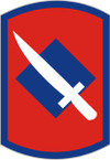 STICKER US ARMY UNIT 39th Separate Infantry Brigade