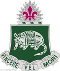 STICKER US ARMY UNIT 35th Armor Regiment
