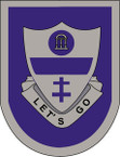 STICKER US ARMY UNIT 2nd Brigade Combat Team - 82nd Airborne Division