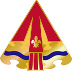 STICKER US ARMY UNIT 24th Air Defense Artillery Group