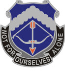 STICKER US ARMY UNIT 245th Aviation Regiment CREST