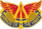STICKER US ARMY UNIT 244th Aviation Brigade CREST