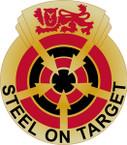 STICKER US ARMY UNIT 23rd Air Defense Artillery Group