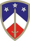 STICKER US ARMY UNIT 230th Sustainment Brigade SHIELD