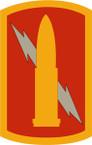STICKER US ARMY UNIT 224th Field Artillery Brigade SHIELD