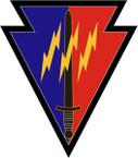 STICKER US ARMY UNIT 219th - Battlefield Surveillance Brigade SHIELD