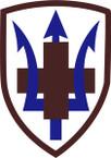 STICKER US ARMY UNIT 213rd Medical Brigade SHIELD