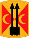 STICKER US ARMY UNIT 212th Field Artillery Brigade SHIELD