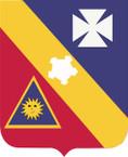 STICKER US ARMY UNIT 20th Infantry Regiment