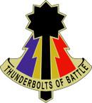STICKER US ARMY UNIT 194th Armored Brigade CREST