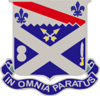 STICKER US ARMY UNIT 18th Infantry Regiment