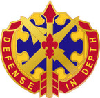 STICKER US ARMY UNIT 18th Air Defense Artillery Group