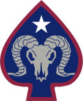 STICKER US ARMY UNIT 17th Sustainment Brigade SHIELD