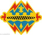 STICKER US ARMY UNIT 17th Field Artillery Brigade