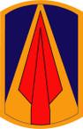 STICKER US ARMY UNIT 177th Armor Brigade SHIELD