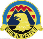 STICKER US ARMY UNIT 16th Aviation Brigade