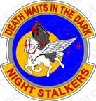 STICKER US ARMY UNIT 160TH SOAR SHIELD B