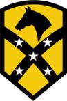 STICKER US ARMY UNIT 15th Sustainment Brigade SHIELD