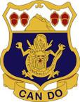 STICKER US ARMY UNIT 15th Infantry Regiment