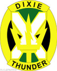STICKER US ARMY UNIT 155th Armored Brigade