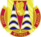 STICKER US ARMY UNIT 152nd Chemical Battalion