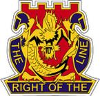STICKER US ARMY UNIT 14TH INFANTRY REGIMENT