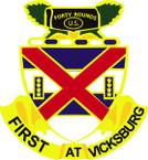 STICKER US ARMY UNIT 13th Infantry Regiment