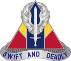STICKER US ARMY UNIT 13th Aviation Regiment