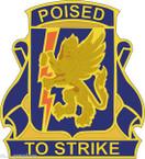 STICKER US ARMY UNIT 135th Aviation Regiment