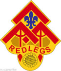 STICKER US ARMY UNIT 130th Field Artillery Brigade